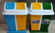 Bạn đã biết những gì về thùng rác nhựa 2 ngăn?