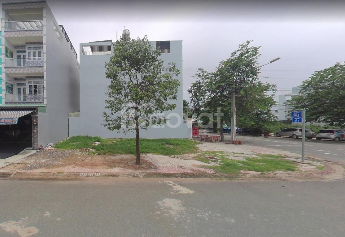 Bán lô đất biệt thự Bình Tân, giá rẻ nhất thị trường, sổ hồng
