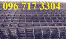 Lưới thép hàn đổ sàn bê tông D4a100 giá rẻ