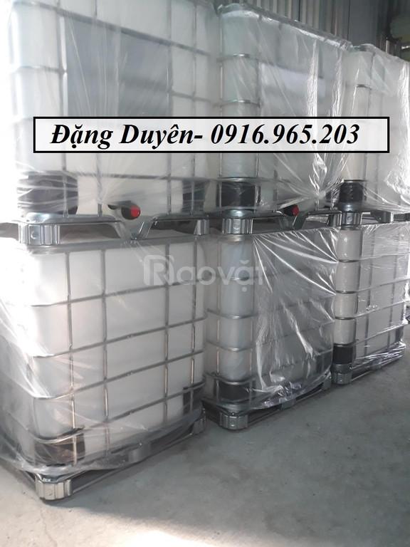 Bồn hóa chất xúc rửa sạch 1000 lít