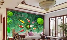 Tranh gạch, tranh dán tường, gạch tranh 3d