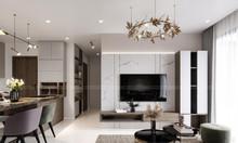 Thiết kế nội thất căn hộ Kingdom 101 2PN | Living Design