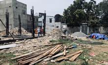 Bán lô đất kiệt ô tô Hòa Minh giá rẻ, đường thông LH Ms.Diểm