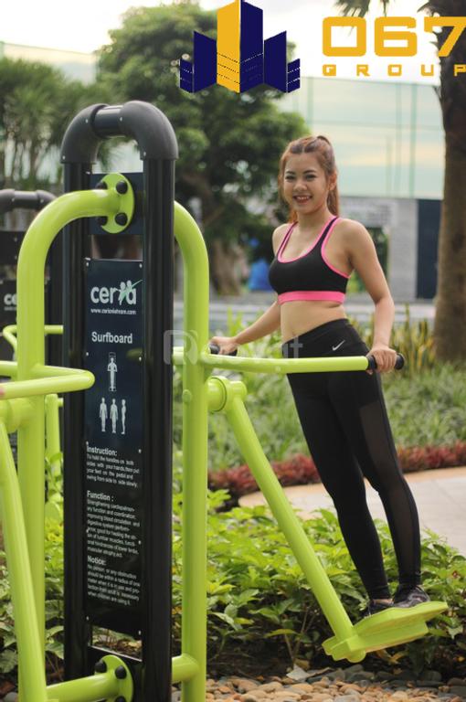 Ceria Gym Surfboard Thiết bị thể dục thể thao