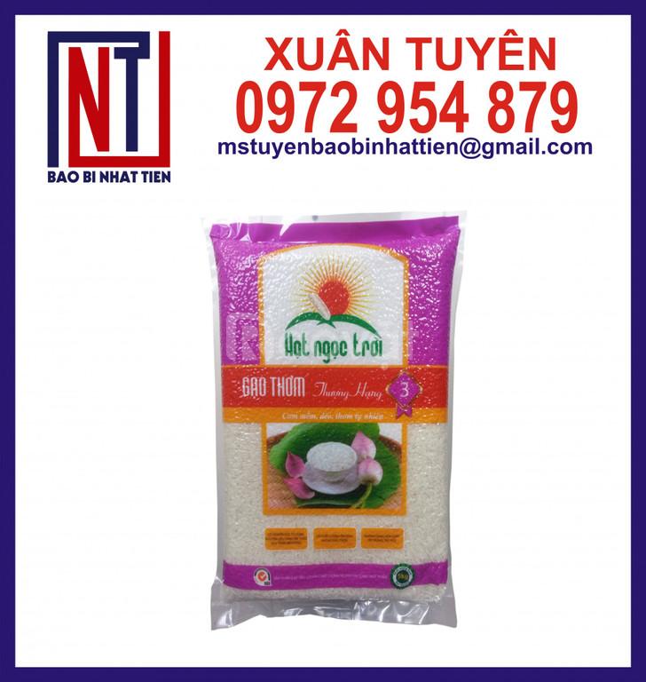 Bao bì gạo 5kg, sản xuất bao bì gạo (ảnh 3)