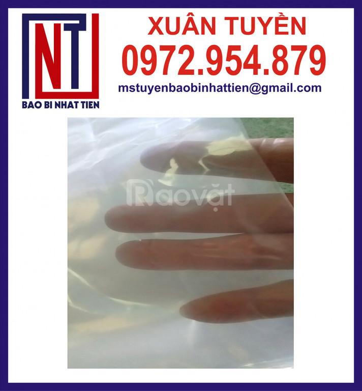 Sản xuất bao bì nhựa, túi nilon các loại