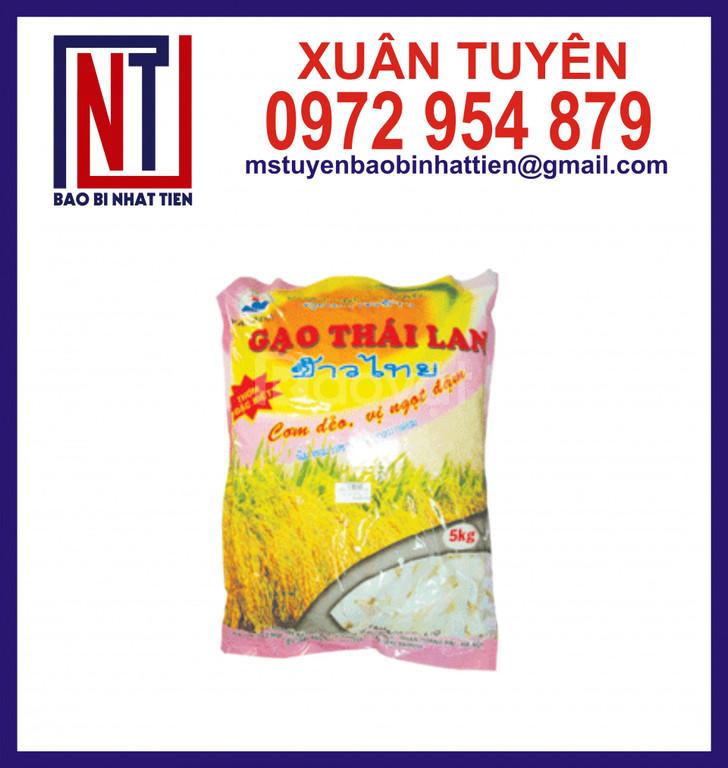 Bao bì gạo 5kg, sản xuất bao bì gạo (ảnh 7)