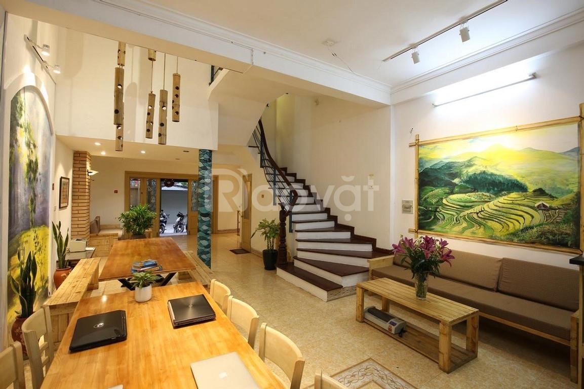 Bán nhà Xuân La 65m2 kinh doanh tốt, homestay đỉnh, 12m ra phố