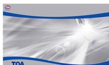 Nhà cung cấp Sơn lót chống kiềm TOA NanoShield ngoại thất màu trắng