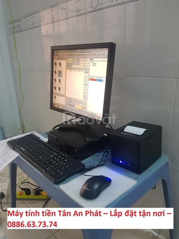 Máy tính tiền giá rẻ cho siêu thị mini tại Rạch Giá    (ảnh 3)