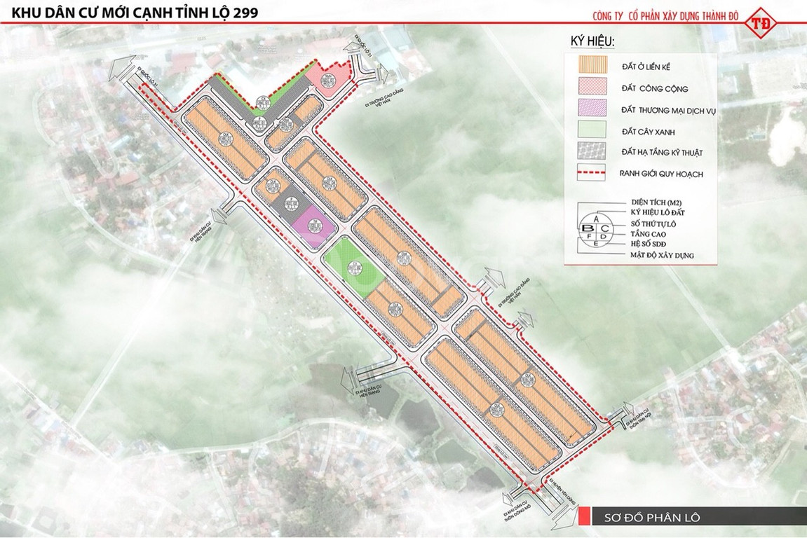 Đất nền sổ đỏ khu đô thị 299 Dĩnh Tri thành phố Bắc Giang (ảnh 1)