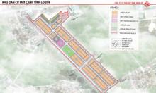 Đất nền sổ đỏ khu đô thị 299 Dĩnh Tri thành phố Bắc Giang