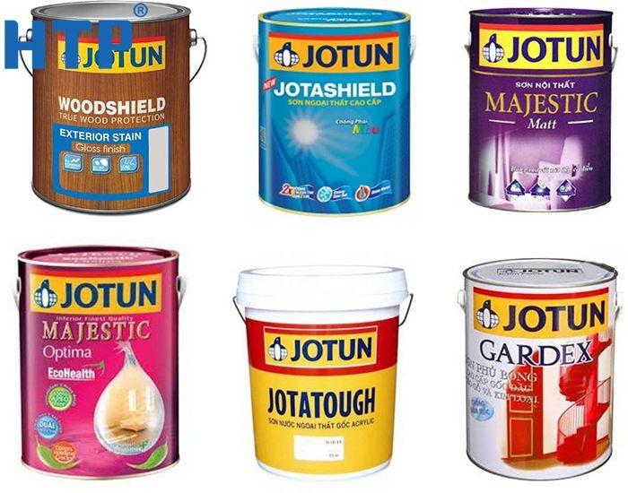 Tìm địa chỉ bán sơn nước jotun tại TPHCM, nhận giao hàng tại TPHCM