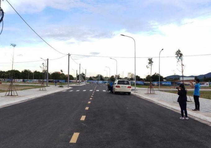 Mở bán dự án 450tr/170m2 ngay trục quốc lộ, đã có sổ đỏ (ảnh 1)