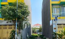 Bán lại lô 100m2 mt đường Nguyễn Cửu Phú, sổ riêng, gần chợ