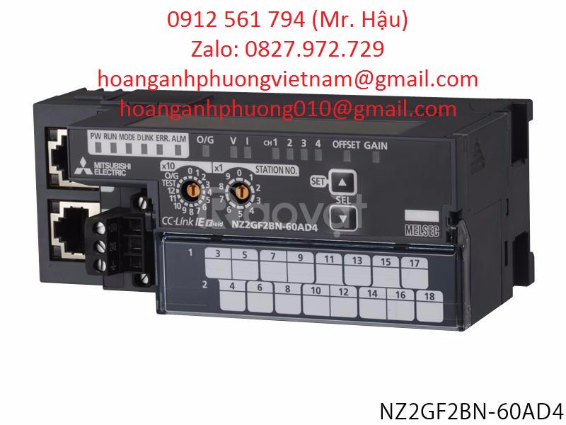 Mitsubishi Cc-Link Field Network Analog Module Cty Hoàng Anh phương