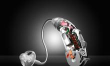 Máy trợ thính loa đặt trong tai