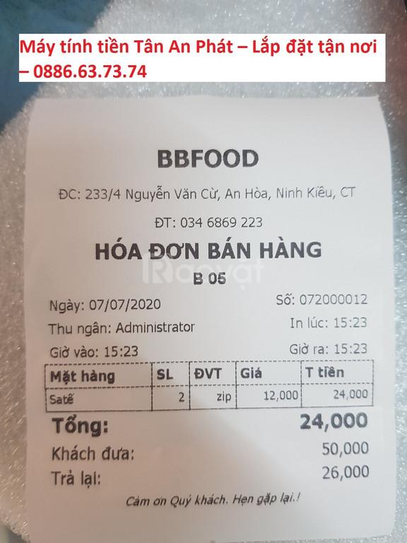Máy tính tiền giá rẻ cho siêu thị mini tại Rạch Giá    (ảnh 1)