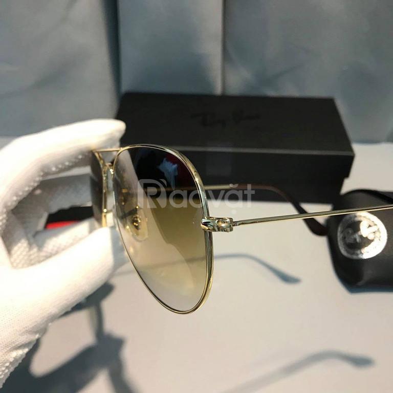Mắt Kính UNISEX Ray-Ban RB3025 001/51 hàng hiệu xách tay