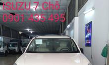 Mu-x tự động, máy dầu 1.9 turbo tăng áp, nhập khẩu Thái Lan