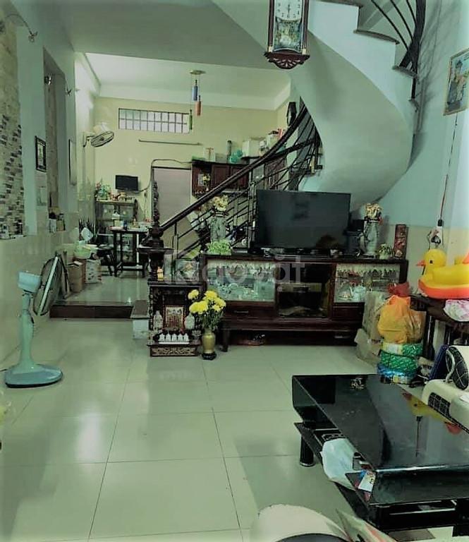 Bán nhà HXH 4 tầng giá rẻ đường Lê Quang Định, Bình Thạnh chỉ 6,2 tỷ
