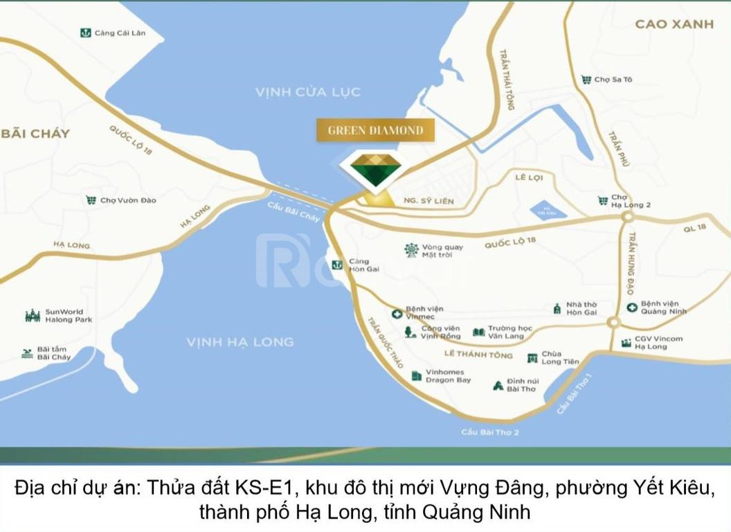 Green Diamond Hạ Long