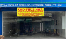 Cho thuê mặt bằng kinh doanh đường Phạm Hùng đa dạng diện tích