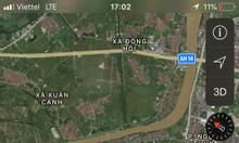 Cần bán đất phân lô Mặt phố Tứ Liên, quận Tây Hồ, Hà Nội