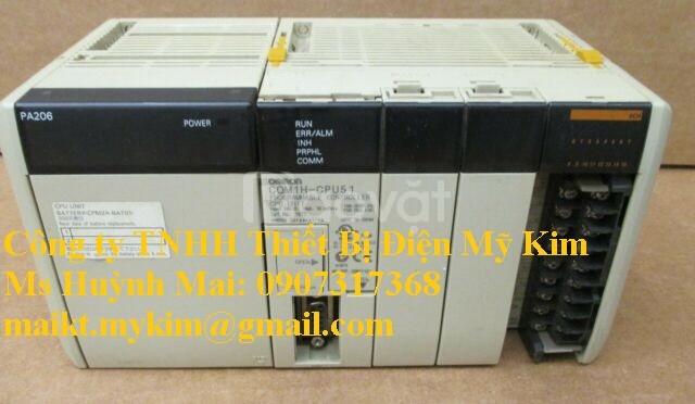 Bộ lập trình PLC Omron CQM1H-CPU51