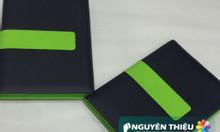 Báo giá in sổ tay quà tặng, tư vấn thiết kế sổ tay quà tặng