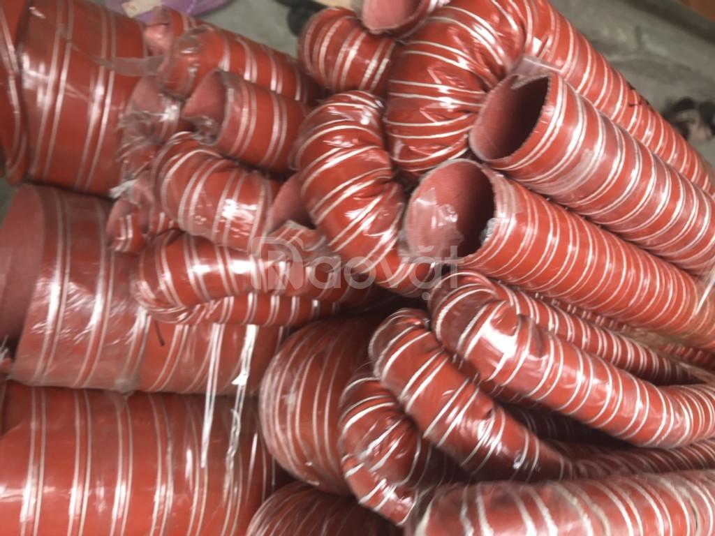 Địa chỉ tin cậy bán ống silicon chịu nhiệt độ cao dẫn khói, khí nóng.