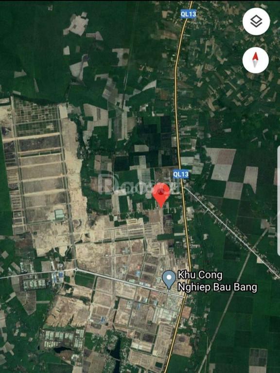 Đất nền KDC Bàu Bàng 150m2