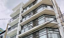 Cho thuê nhà MT Quận 1, Thạch Thị Thanh, hầm 6 tầng, 446m2, thang máy
