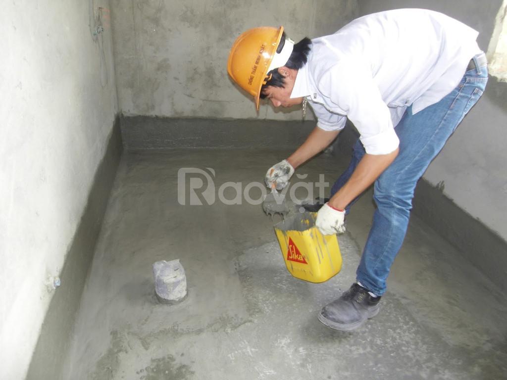 Sửa chữa ốp lát nhà vệ sinh chống thấm dột tại Quận Bắc Từ Liêm, HN