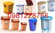 Bán thùng rác nhựa Paloca