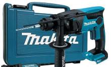 Máy khoan bê tông dùng pin Makita DHR165RFE 18V giá tốt