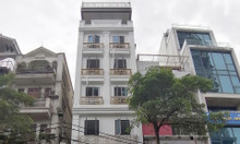 Cho thuê tòa nhà văn phòng 7 tầng mặt vườn hoa Nam Trung Yên