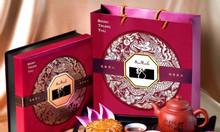 Trang Sang chia sẻ mẫu hộp bánh trung thu đẹp nhất 2020