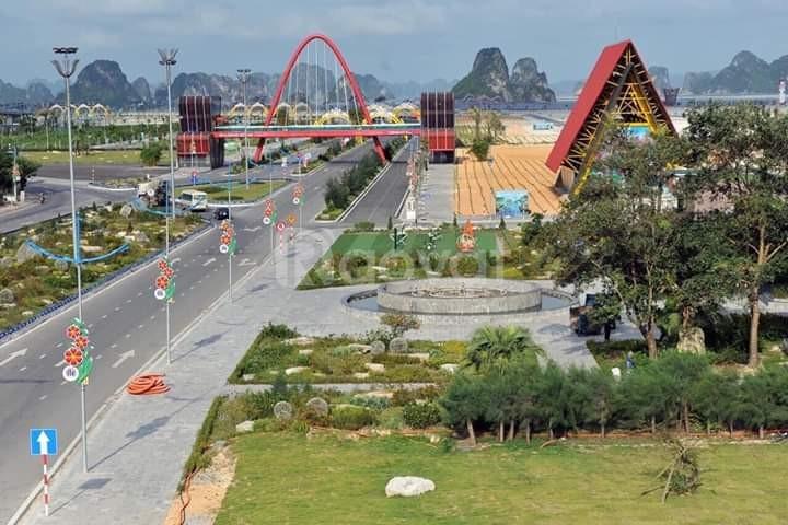 Đất  nền dự án Phương Đông Vân Đồn