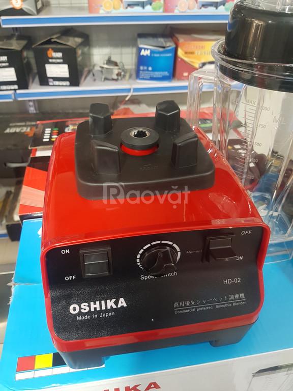 Máy xay sinh tố nhập khẩu Nhật Bản Oshika HD02 -  công suất lớn 2000w