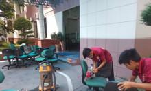 Dịch vụ giặt ghế văn phòng nhân viên tại Bình Dương