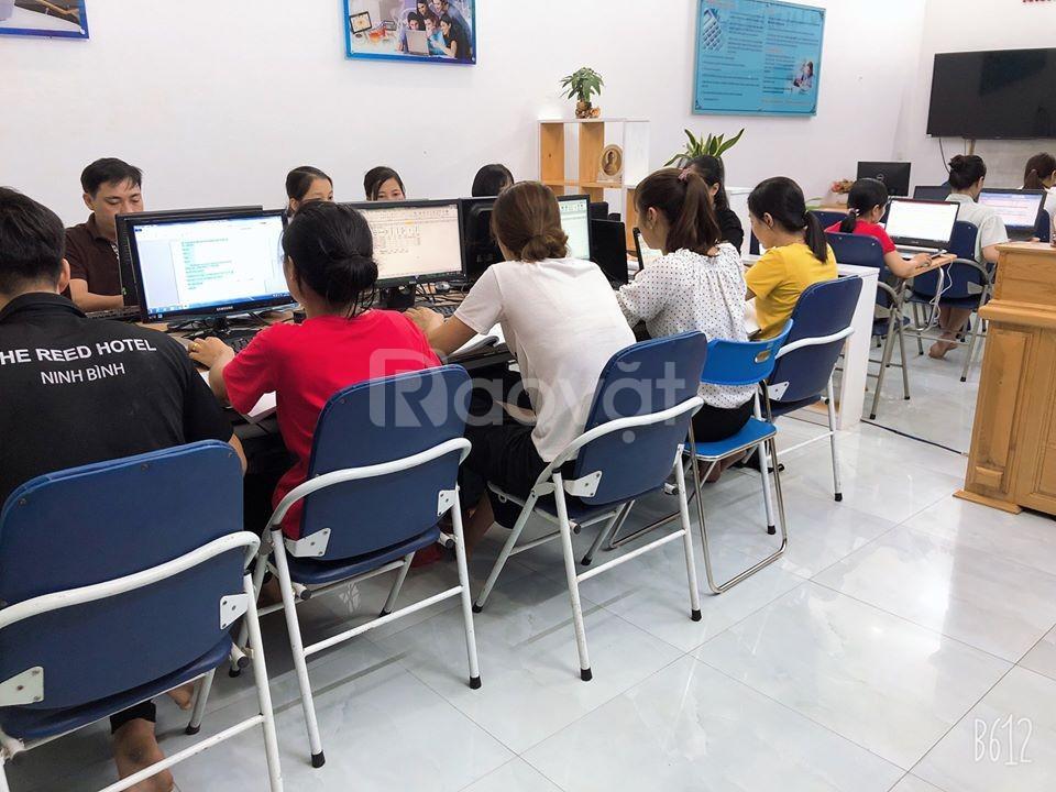 Học kế toán cơ bản tại Ninh Bình