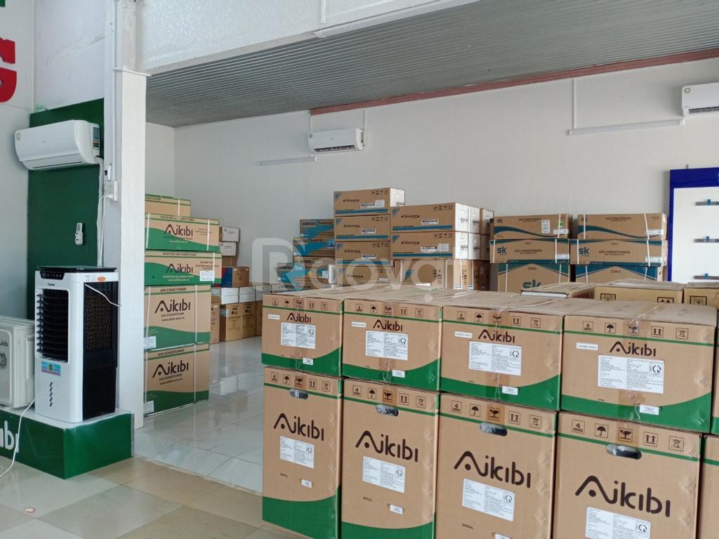 Máy lạnh treo tường aikibi inverter - gas r410 - 1.0 HP