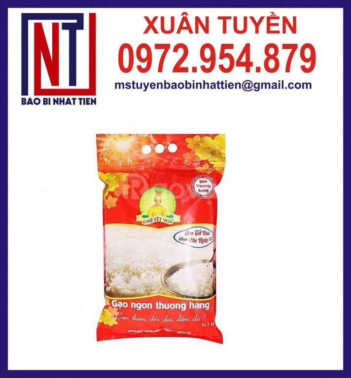 Túi đựng gạo 5kg cao cấp giá thành rẻ (ảnh 5)