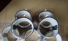Ốp nhiệt sứ của công ty TNHH TM Hoàng Kim