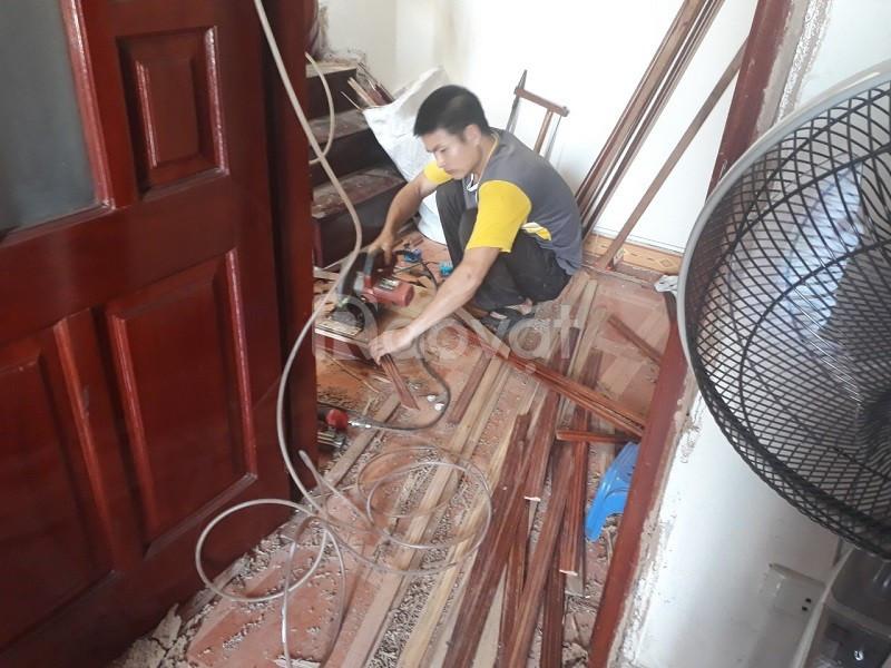 Sửa chữa đồ gỗ tại nhà Bình Dương