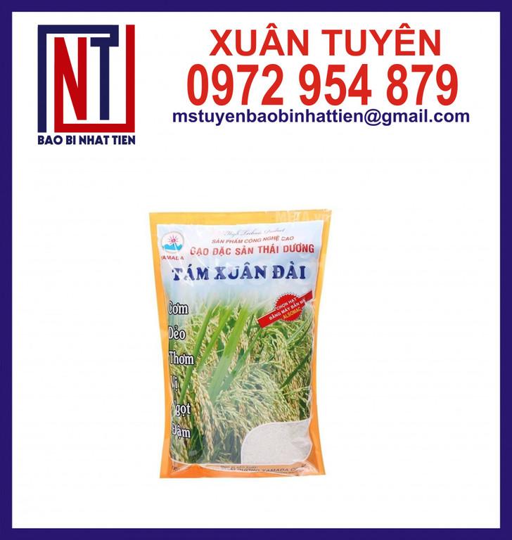 Túi đựng gạo 5kg cao cấp giá thành rẻ (ảnh 6)