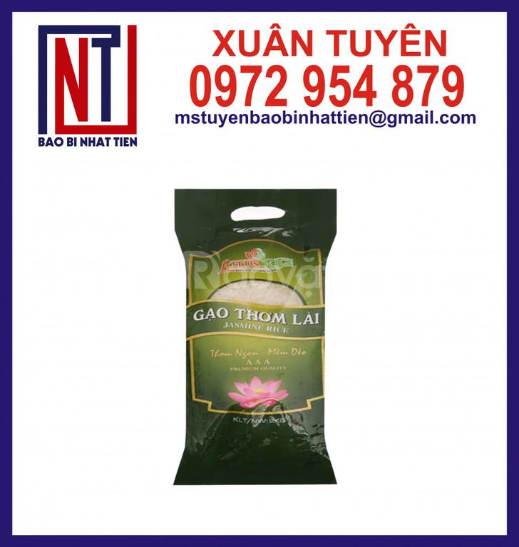 Túi gạo 5kg chất lượng tốt, giá cạnh tranh