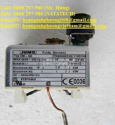 Bộ đo nhiệt độ EM-5 Jumo EM- Series.