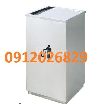 Nên mua thùng rác inox vuông ở đâu để được giá rẻ?